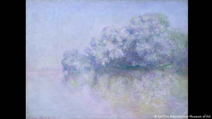 L'Ile aux Orties by Claude Monet, 1897 (The Metropolitan Museum of Art)