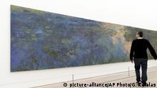 Schweiz Fondation Beyeler- Monet Ausstellung