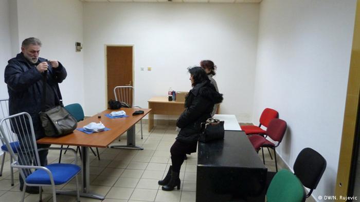Serbien Reise von Nemanja Rujevic lokales Antikoruptionsforum