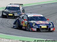 DTM race cars