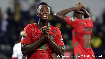 Afrika cup 2017 Burkina-Faso - Guinea-Bissau