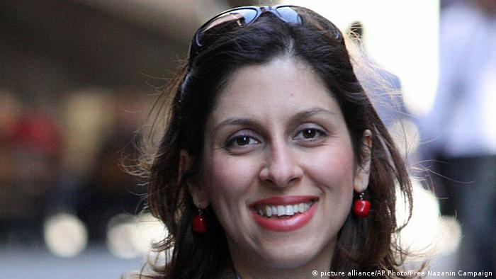 Nazanin Zaghari-Ratcliffe (picture alliance/AP Photo/Free Nazanin Campaign)