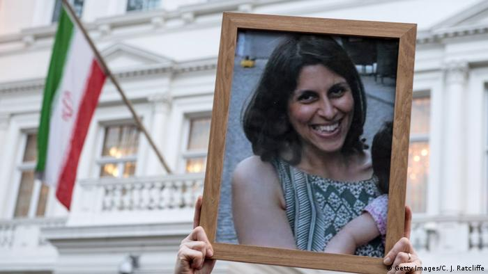 Iran sentences British charity worker to 5 years in jail for espionage
