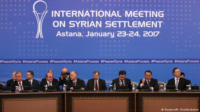Rússia, Turquia e Irã anunciam mecanismo trilateral para Síria