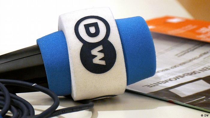 Микрофон Deutsche Welle