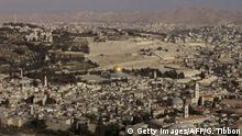 Jerusalem Stadtansicht