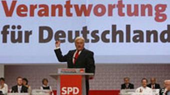 SPD Sonderparteitag in Berlin