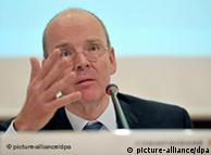Commerzbank chairman Martin Blessing