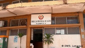 Mosambik Gesundheitsbehörde der Provinz Nampula