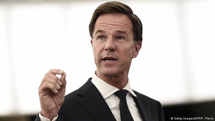 Mark Rutte niederländischer Premierminister