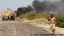 Jemen Regierungstruppen erobern Hafenstadt Mocha am Roten Meer