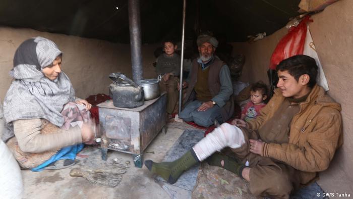 Flüchtlinge Afghanistan Heart Kabul (DW/S.Tanha)
