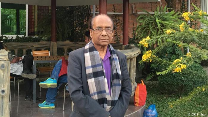 বাংলা একাডেমির মহাপরিচালক শামসুজ্জামান খান