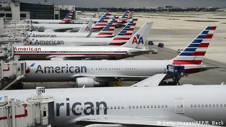 USA Miami Flughafen (Getty Images/AFP/R. Beck)