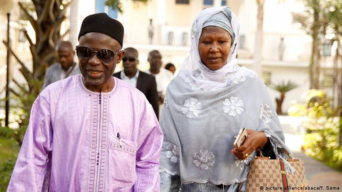 Gambia's new president names female VP who vowed to prosecute Jammeh