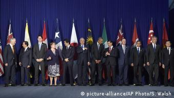 Barack Obama Handelsabkommen TPP