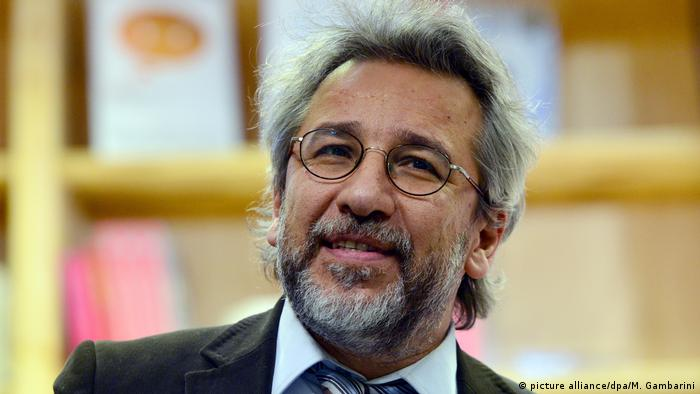 Can Dündar (picture alliance/dpa/M. Gambarini)
