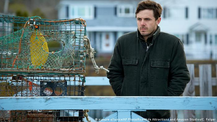 Film still Manchester by the Sea (picture-allaince/AP Photo/Roadside Attractions and Amazon Studios/C. Folger)