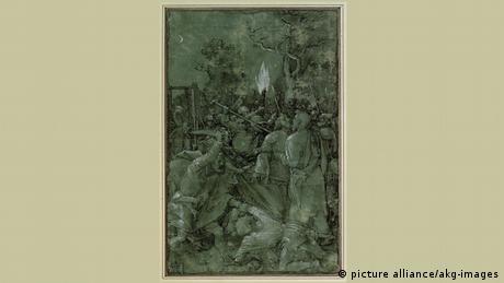 The Capture of Christ by Albrecht Dürer 1504 (picture alliance/akg-images)