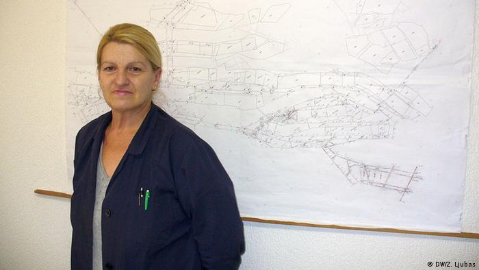Bosnien und Herzegowina Kohlebergwerk in Breza bei Sarajevo | Azra Ahmetspahic (DW/Z. Ljubas)