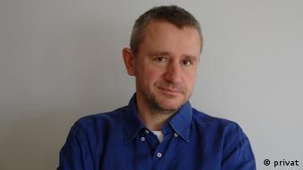 Kroatien Wirtschaftsjournalist Sasa Paparella