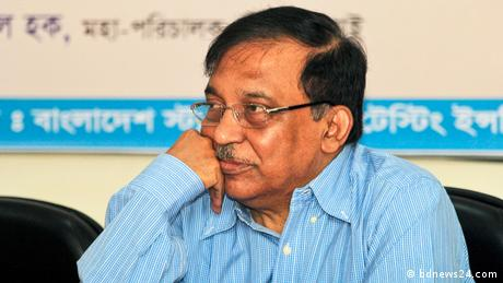 Asaduzzaman Khan Kamal (bdnews24.com)