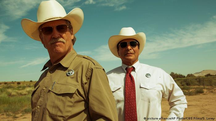 Film still Hell or High Water (picture-alliance/AP Photo/CBS Films/S. Lorey)