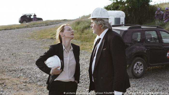 Filmstill Toni Erdmann (Foto: picture-alliance/dpa/Komplizen Film/NFP/Komplizen Film/NFP marketing & distribution)