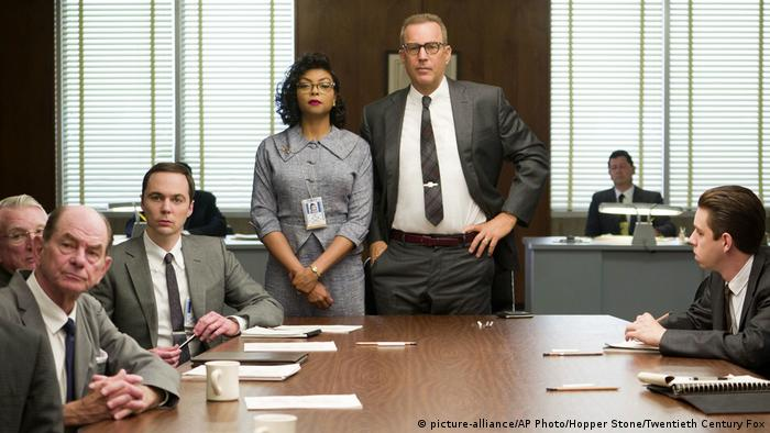 Film still Hidden Figures (picture-alliance/AP Photo/Hopper Stone/Twentieth Century Fox)