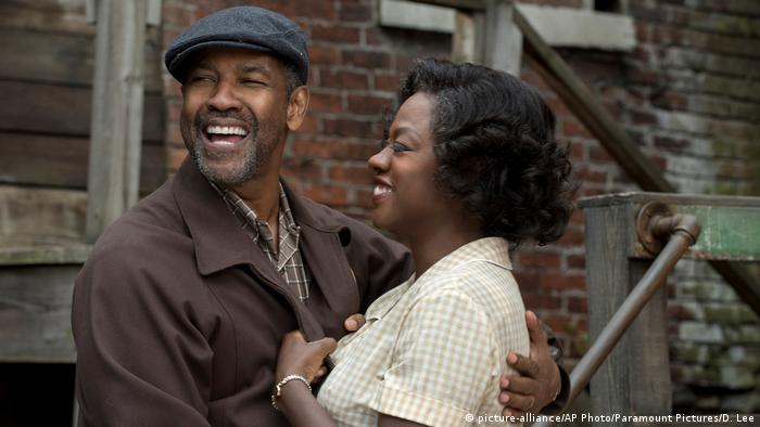 USA Film Fences (picture-alliance/AP Photo/Paramount Pictures/D. Lee)