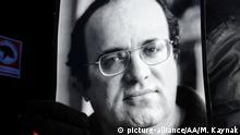 Türkei Gedenken an den ermordeten Journalisten Ugur Mumcu