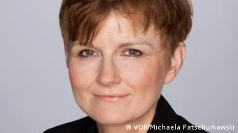 Helga Schmidt stellv. Chefredakteurin des WDR