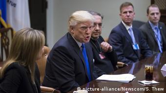 Από συνάντηση του Τραμπ με εκπροσώπους της αμερικανικής βιομηχανίας