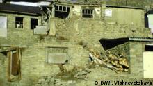 Tschetschenien Dorf Kenchi Ruinen