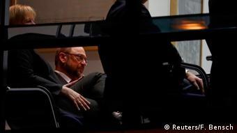Στους ώμους του η τύχη του SPD στις εκλογές 2017