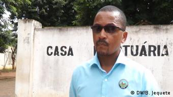 Mosambik MDM Partei Geraldo Carvalho