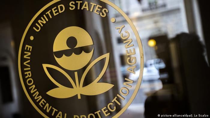 USA Umweltschutzbehörde in Washington