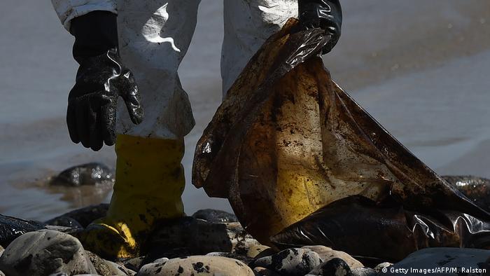 USA Umweltverschmutzung