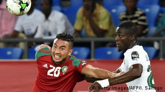 Africa Cup of Nations Elfenbeinküste - Marokko