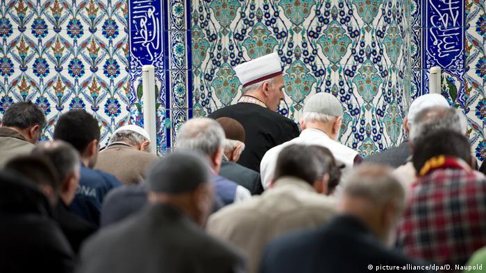 Stuttgart DiTiB-Moschee (picture-alliance/dpa/D. Naupold)