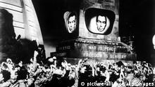Filmstill von George Orwells 1984