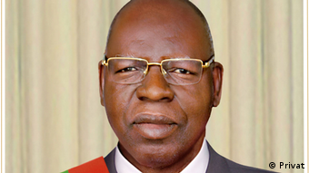 Salifou Diallo - Präsident des Parlaments in Burkina Faso