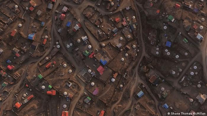 Mongolei Landflucht um Ulaanbaatar