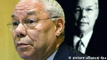 USA Parteien Republikaner Colin Powell für Barack Obama