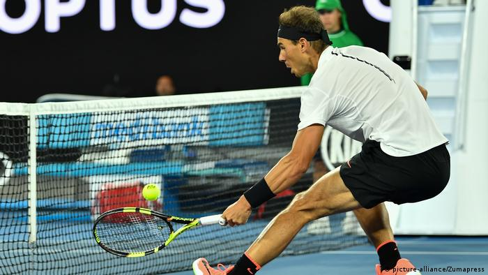Tennis Australian Open 2017 Rafael Nadal (picture-alliance/Zumapress)