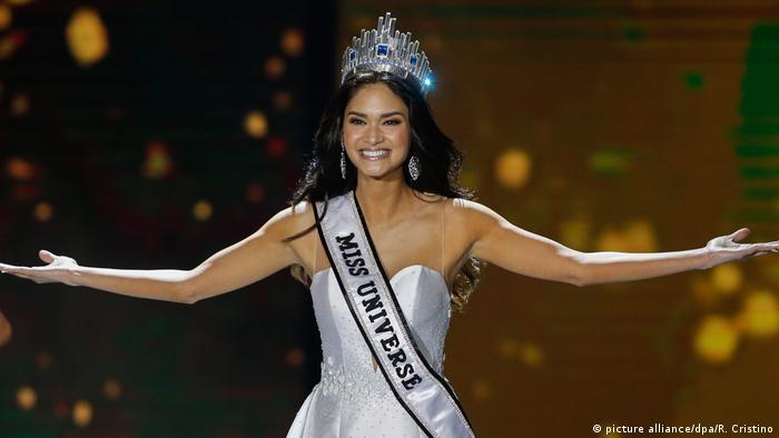 Bildergalerie Misss Universe | Pia Alonzo Wurtzbach aus den Philippinen (picture alliance/dpa/R. Cristino)