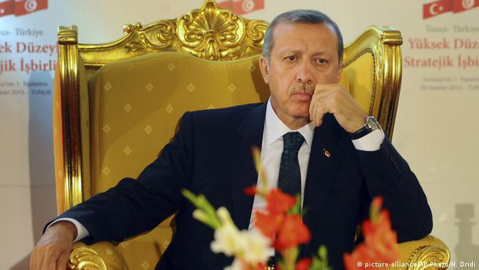 """土耳其总统狂炒公职人员鱿鱼 并公开""""示众"""""""
