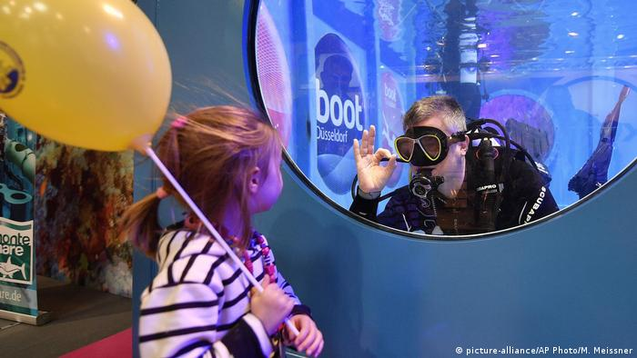 Deutschland Messe Boot 2017 (picture-alliance/AP Photo/M. Meissner)