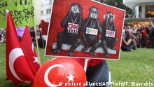 Symbolbild Türkei Einschränkung der Meinungsfreiheit