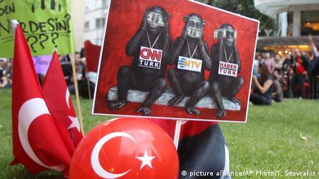 Η λογοκρισία στα τουρκικά μίντια